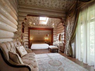 Звукоизоляция деревянного дома